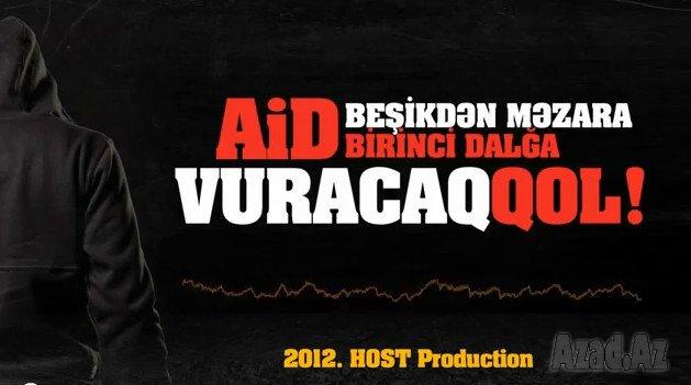 """AiD (H.O.S.T) - AiD Vurajag Gol """"2012"""""""