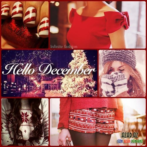 Welcome to December=))