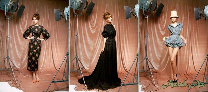 Lookbook Ulyana Sergeenko ss 2012 Fashion