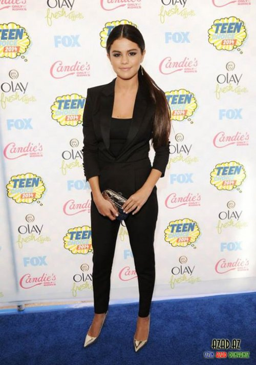Selena Gomez in Teen Choce Awards 2014 - FOTO